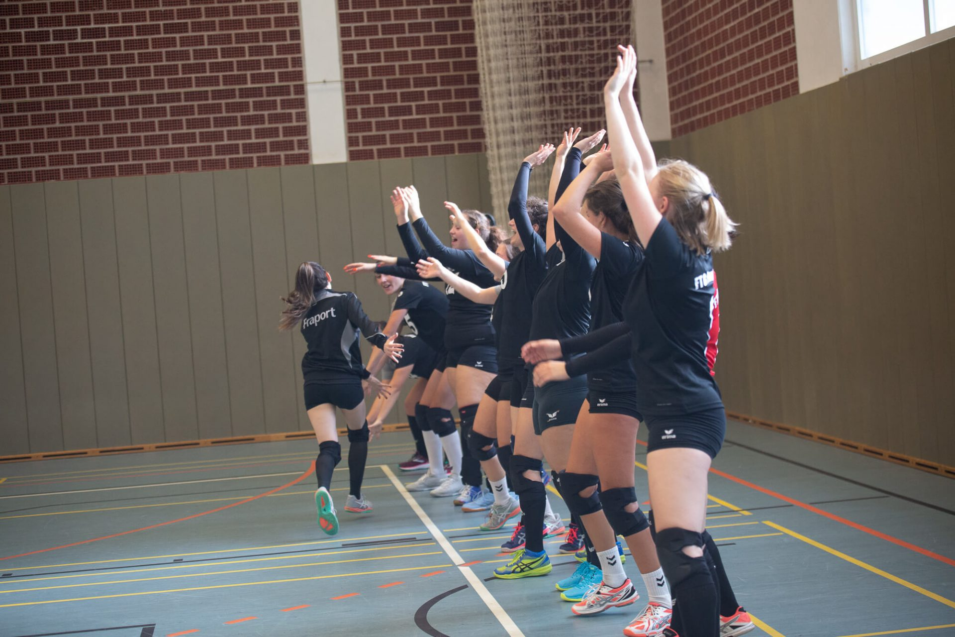Volleyball Frankfurt